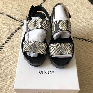 71bfffee9d0c Vince Shoes - Vince  Marett  Platform Sandal